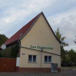 """Das Vereinsheim """"Zum Züchterstolz"""""""