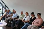 Ein Teil der teilnehmenden LV-Vorsitzenden und ihre Begleitungen