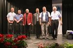 Gruppenbild mit den Mitgliedern der Standard-Fachkommission